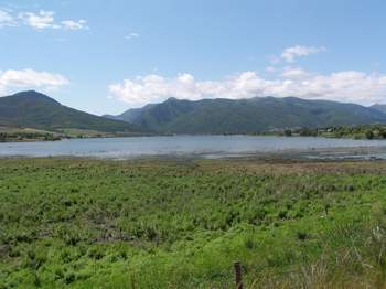 Pineview resevoir